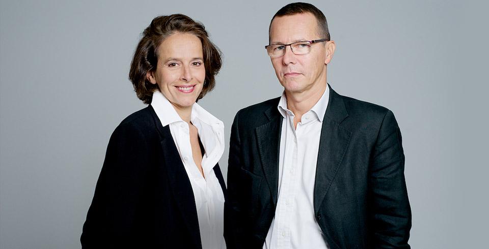 Emmanuelle Guilbart & Laurent Boissel